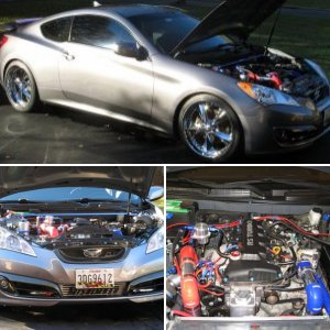 Prl Drmmr 20's 2010 Genesis Coupe 2.0T
