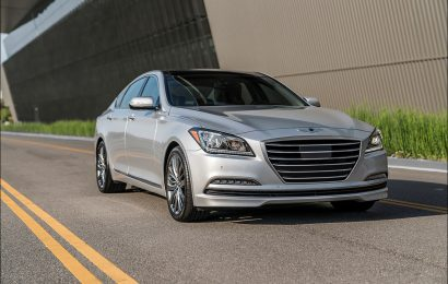Genesis G80 Earns Highest Safety Designations