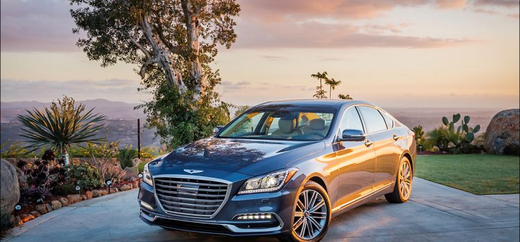 Genesis G80 Wins ALG's Residual Value Award