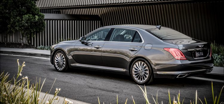Genesis G90 Rated Most Satisfying Vehicle Ever