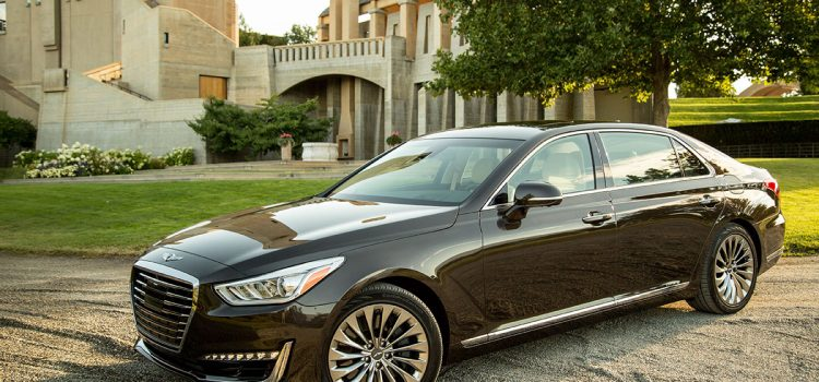 Genesis G90 Declared Most Loved Luxury Car in Study