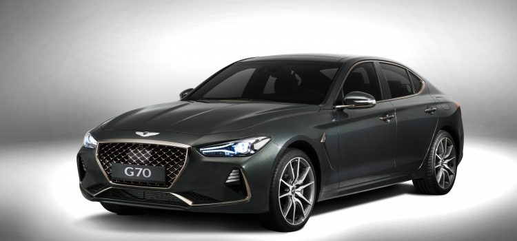 Genesis G70 Resets Expectations of Performance and Luxury