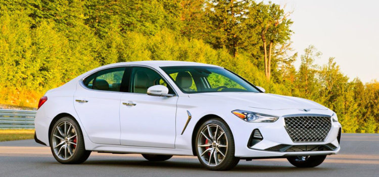 2019 Genesis G70: Equipped to Compete